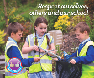 Respect ourselves, others and our school