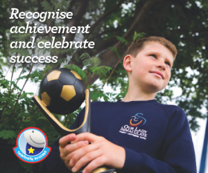 Recognise achievement and celebrate success